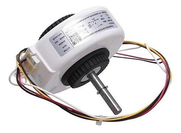 Motor ventilador da evaporadora consul  7/9/12 btu/s YKFG-15-4-25  W10601059