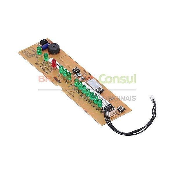 Placa interface fria - Placa de leds consul fria W10189585
