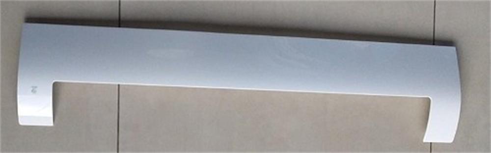 Tampa plastica frontal da evaporadora LG ACW75497302