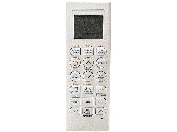 Controle remoto split LG AKB74375404 AKB74375509 AKB7331560 - Controle remoto 9000btu/s a 24000btu/s AKB74375404 AKB74375509 AKB733
