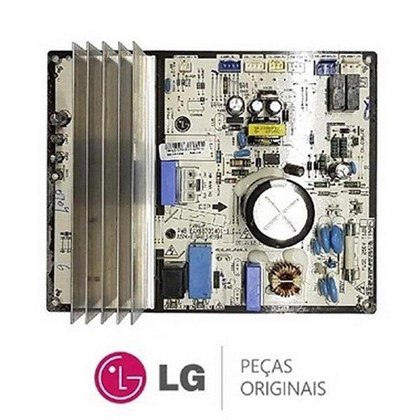Placa principal da condensadora LG inverter 12000btu/s - EBR82870709