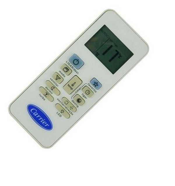 Controle remoto carrier hiwall 30K Q/F 06320041