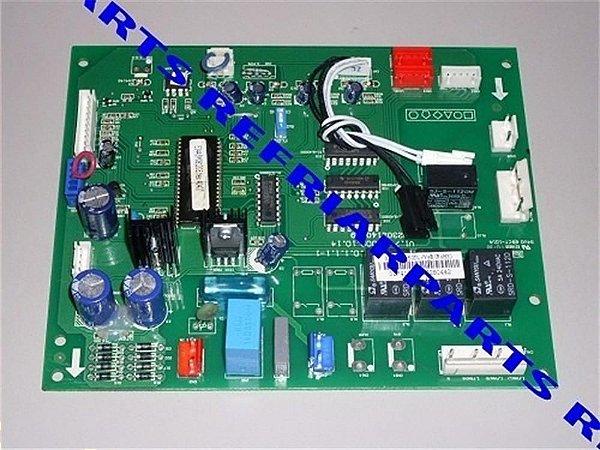 Placa eletronica de comando piso teto midea 201344790002 830208244