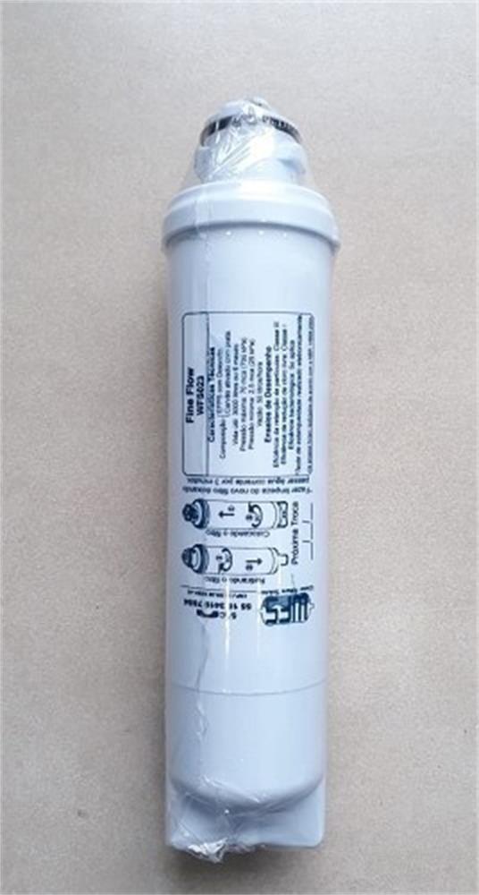 Filtro água Fine Flow similar bebedouro Electrolux WFS023IM - Refil similar bebedouro Electrolux PA21G Mod. Novo