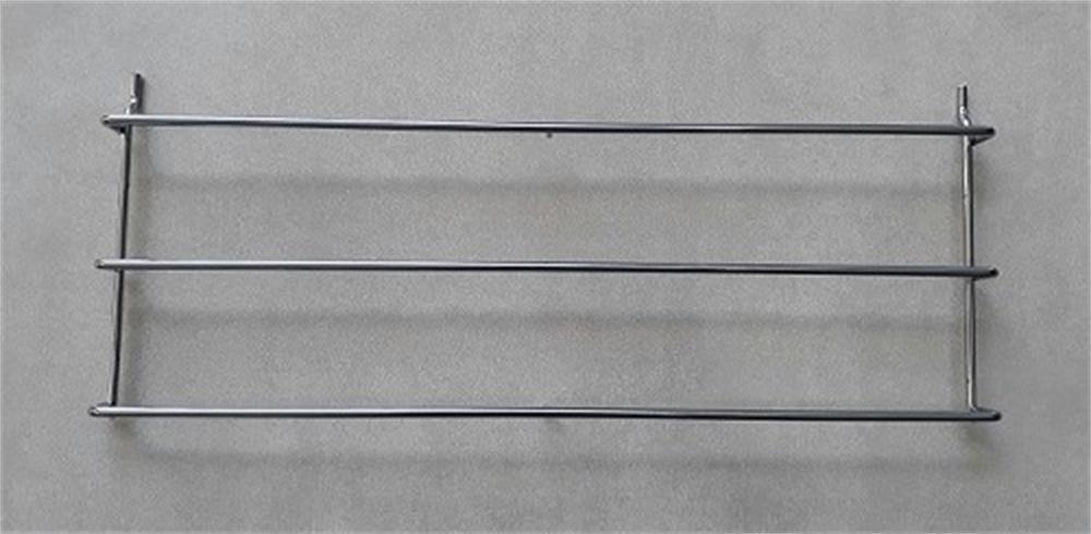 Quadro lateral das grades 3 níveis para fogão Brastemp  W10394340