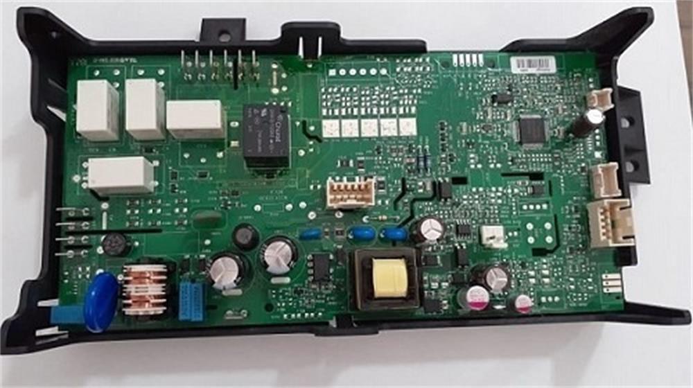 Placa eletronica principal forno embutir brastemp BOH84AR W11208459