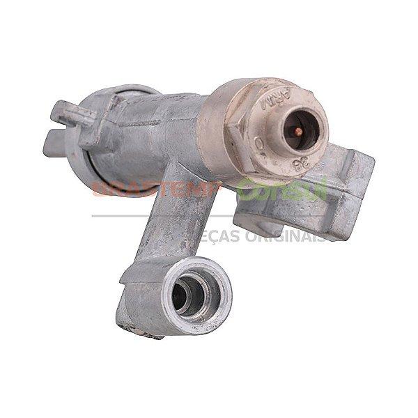 Válvula de segurança GLP fogão Brastemp Consul 326064612