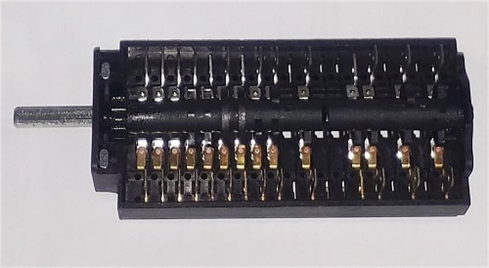Chave seletora de função forno tramontina F5 93990283