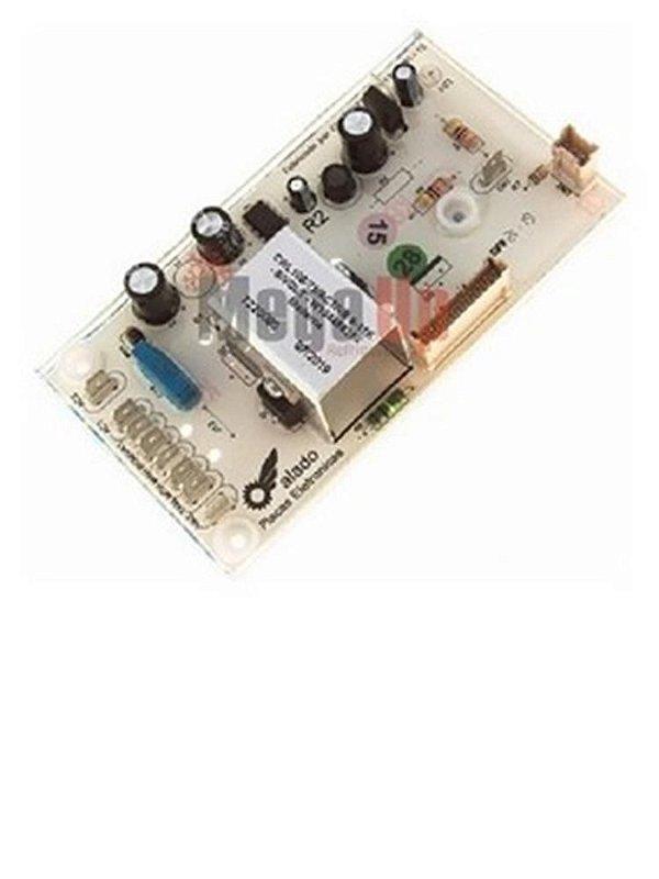 Controle eletronico lavadora CWL10B/75/ACTIVE 9-11K - BIVOLT 10446927 / W10471356 alado