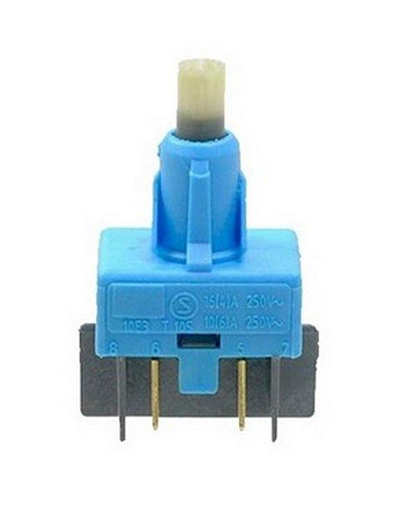 Chave liga desliga secadora brastemp W10528945