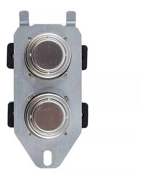 Termostato de segurança secadora Brastemp 326013733