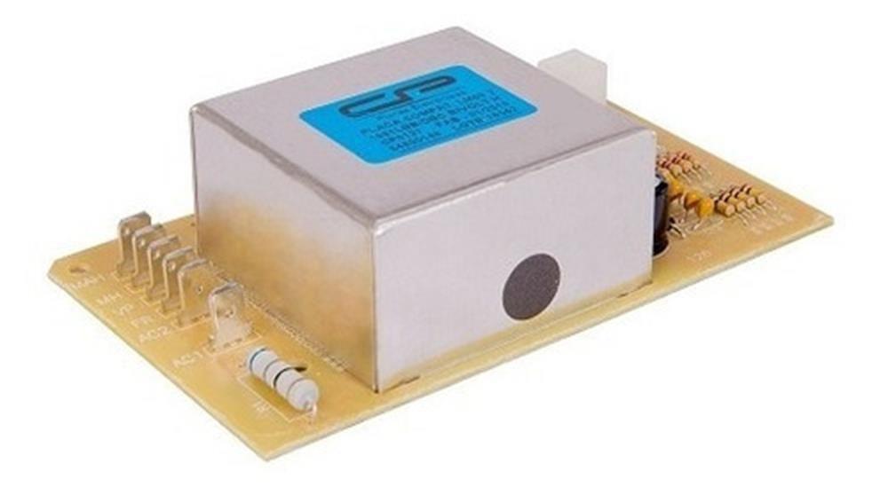 Placa compatível lavadora LM08 bivolt CP0137