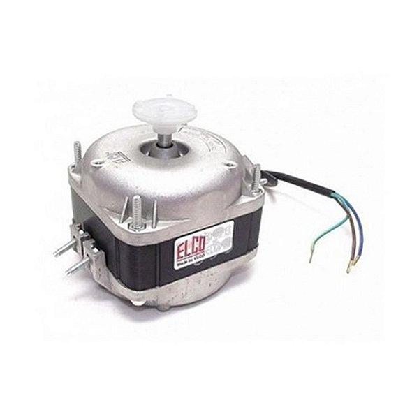Micro motor elco 1/20 220V  s/helice s/suporte