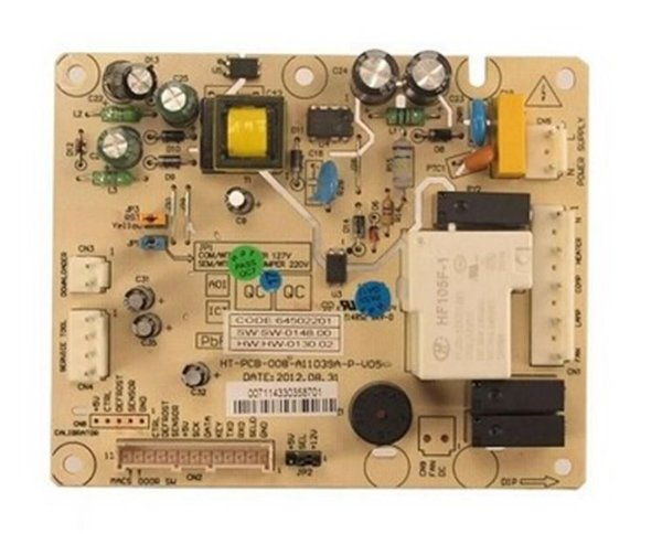 Placa de potencia refrigerador electrolux - 64502201
