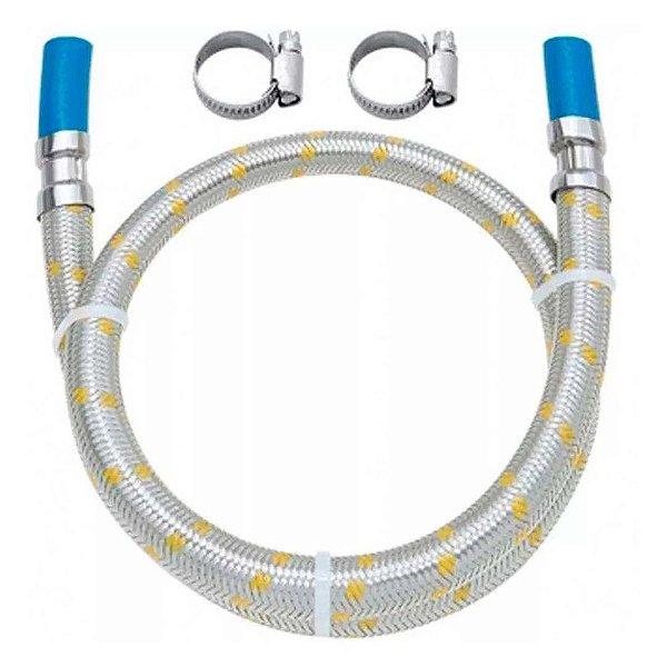 LIGACAO FLEX.INOX.P/GAS P/ESP.C/ABRAC.-1,2M  182515-41