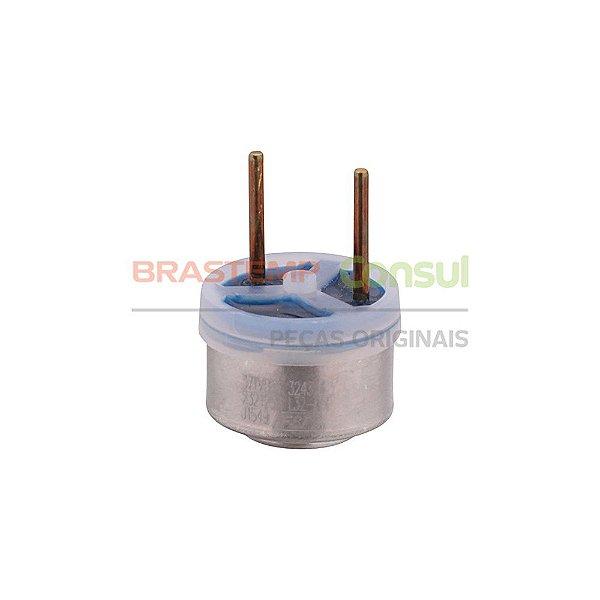 Termostato bimetalico do ice maker  refrigerador brastemp W10369431