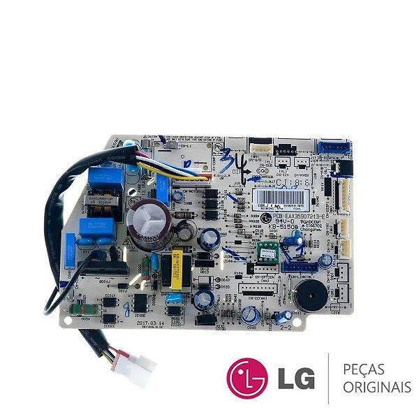 Placa da evaporadora LG dual voice  12k  EBR88543215
