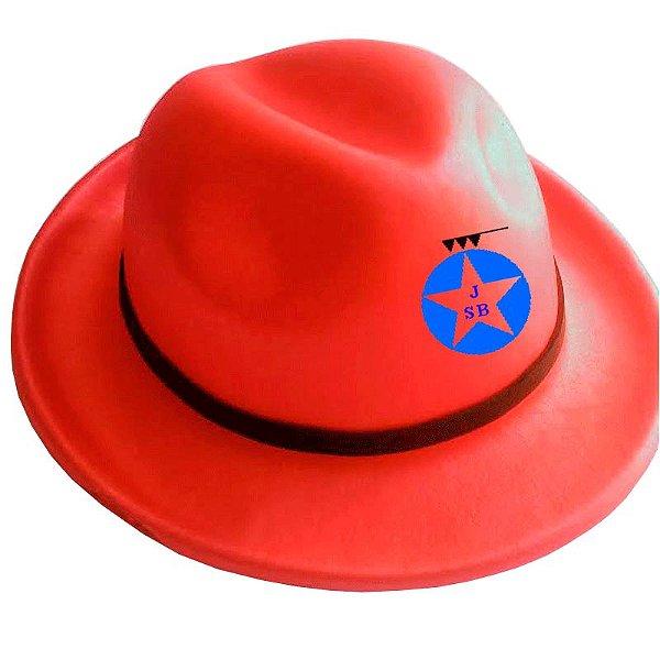 Chapéu Malandro de E.v.a Personalizado-Fabricação-Própria