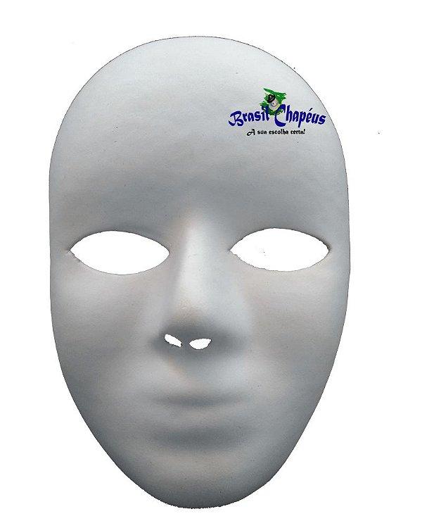máscara-rosto-liso-eva-fabricação-própria
