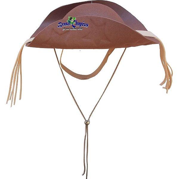 Chapéu Cangaceiro Luxo de E.V.A - Adulto e Infantil - Fabricação Própria