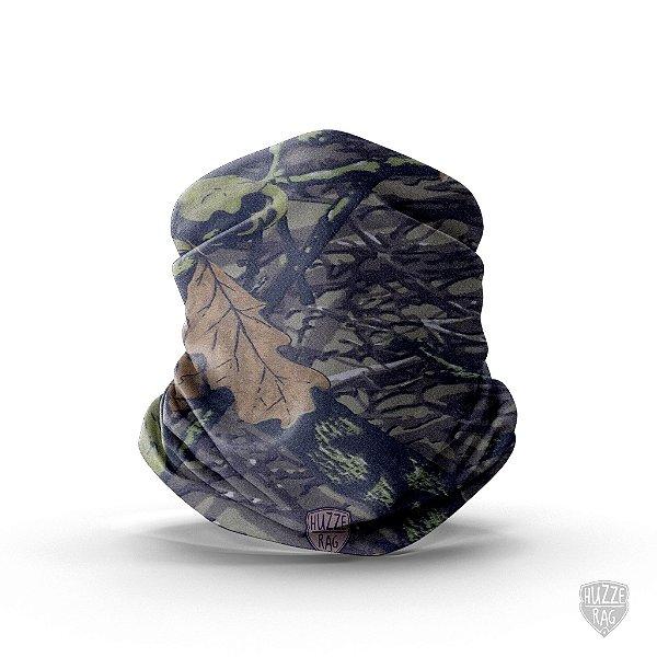 Bandana Tubular Huzze-Rag  Camuflagem 1