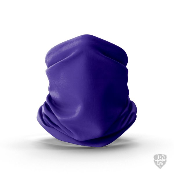 Bandana Tubular Huzze-Rag Cor Azul