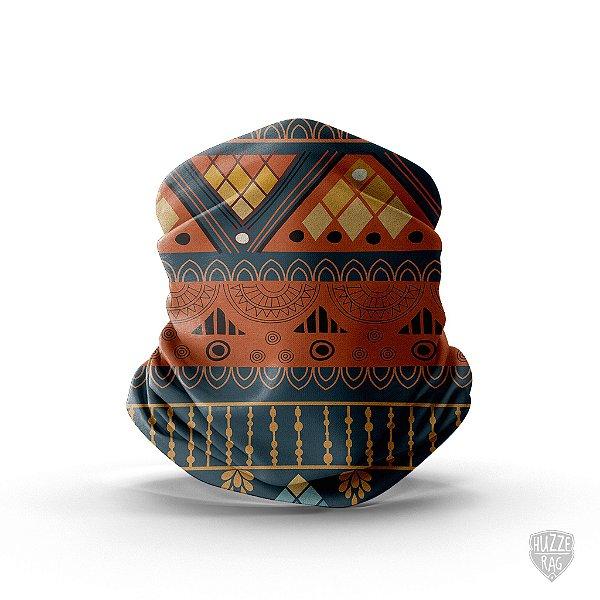 Bandana Tubular Huzze-Rag Étnica Andina