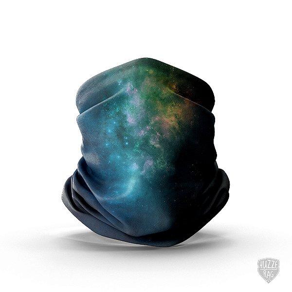 Bandana Tubular Huzze-Rag Nebulosa  Grunge