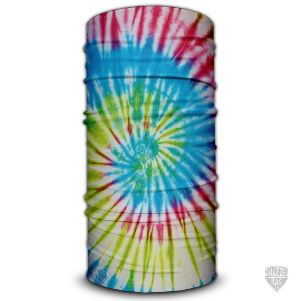 Bandana Tube Neck Huzze-Rag Tie-Dye Vibes