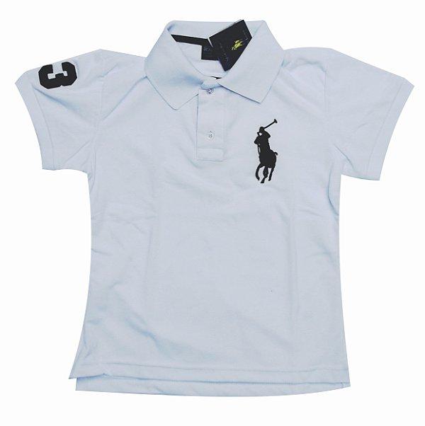 6a66666bb5e90 Camisa Polo Feminina Ralph Lauren M - Você é o nosso diferencial.