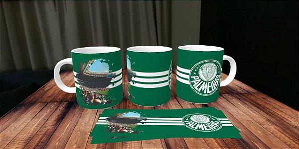 Caneca Personalizada S.E .Palmeiras 4d3ee0d625182
