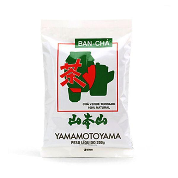 BANCHÁ - CHÁ VERDE TORRADO NATURAL - 200G - YAMAMOTOYAMA