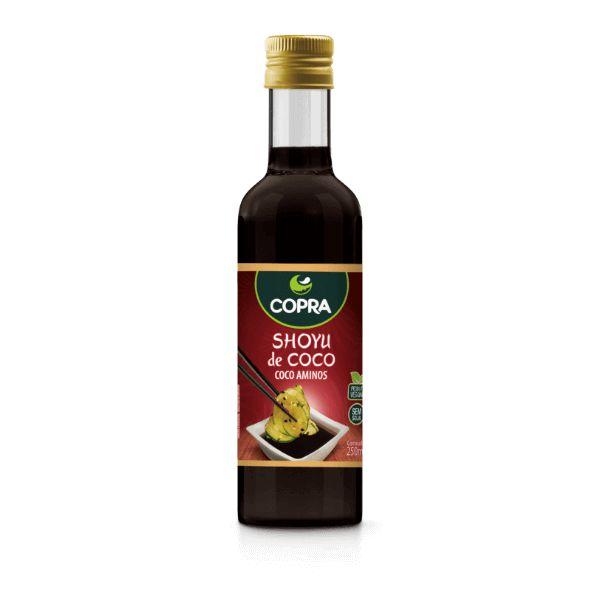COCO AMINOS SHOYU - 250ML - COPRA