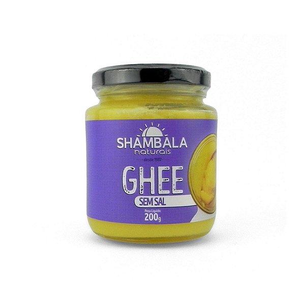 MANTEIGA GHEE 200GR - SHAMBALA