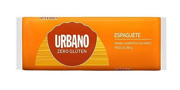 MACARRÃO ESPAGUETE  S/ GLUTEN - 500G - URBANO