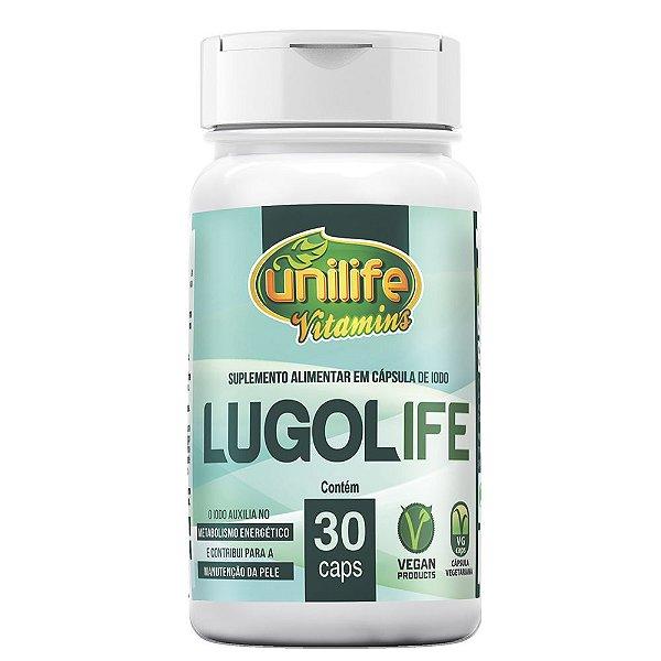 LUGOLIFE - 30C - 450MG. - UNILIFE