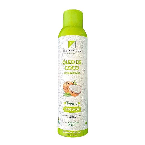 ÓLEO COCO EXTRA VIRGEM SPRAY - 200ML - KLEIN FOODS