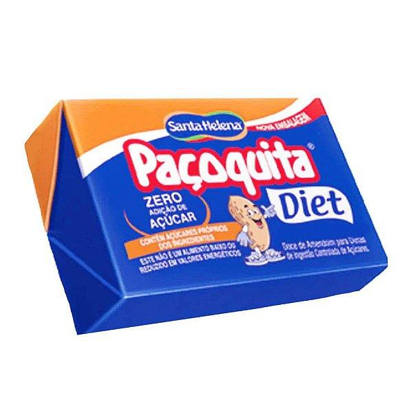 PAÇOQUITA DIET 18GR  - SANTA HELENA