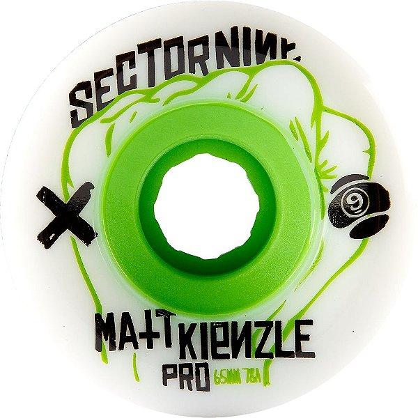 Rodas Sector 9 Matt Kienzle PRO 65mm 78A