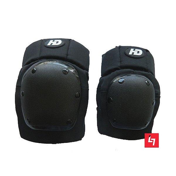 Kit Proteção Hondar - Joelheira e Cotoveleira