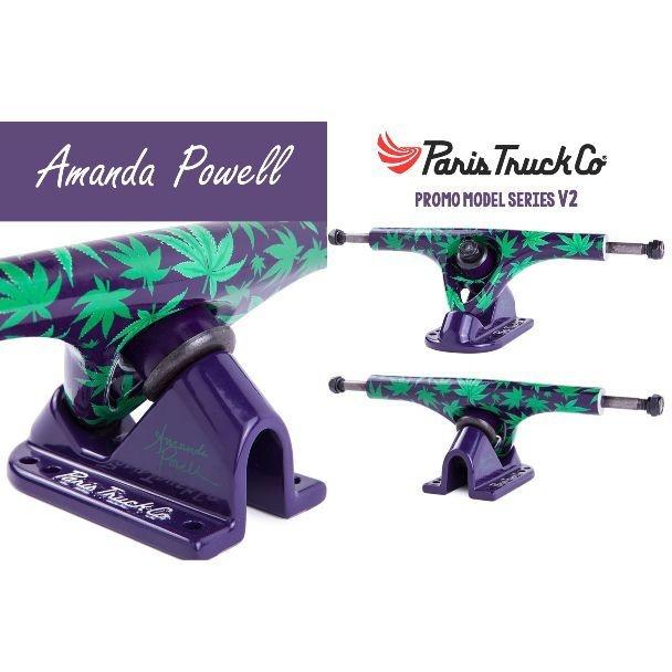 Truck Paris v2 50° Amanda Powell PRO Model