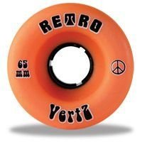Roda ABEC 11 Retro Vertz 65mm 96A