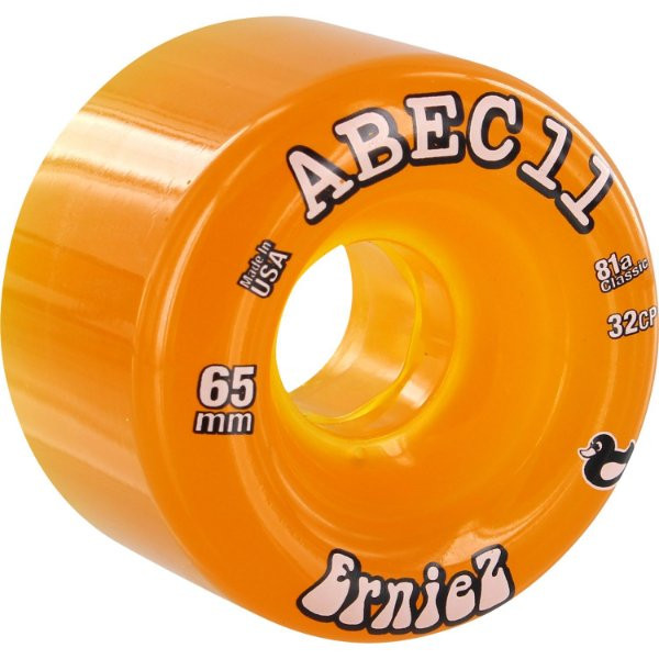 Roda ABEC 11 Erniez 65mm 81a