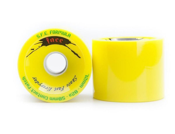 Roda Face Skate S.F.E 72mm 80a