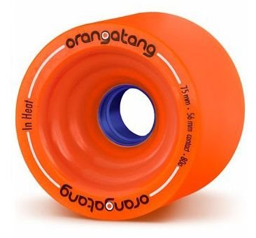 Roda Orangatang In Heat 75mm 80A