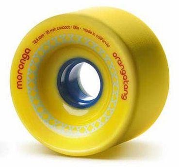 Roda Orangatang Moronga 72.5mm 86a