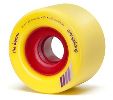 Roda Orangatang The Keanu 66mm 86a