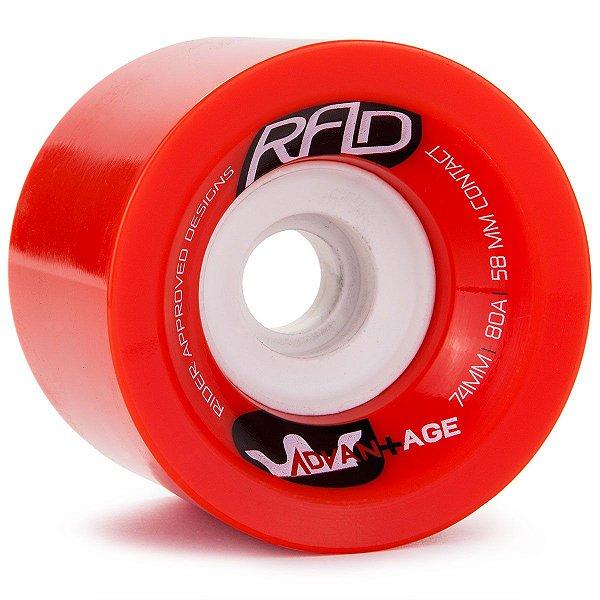 Roda RAD Advantage 74mm 80A