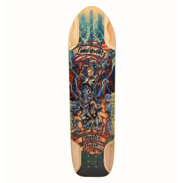 "Shape Landyachtz Charlie Horse 36"" Hollow tech"