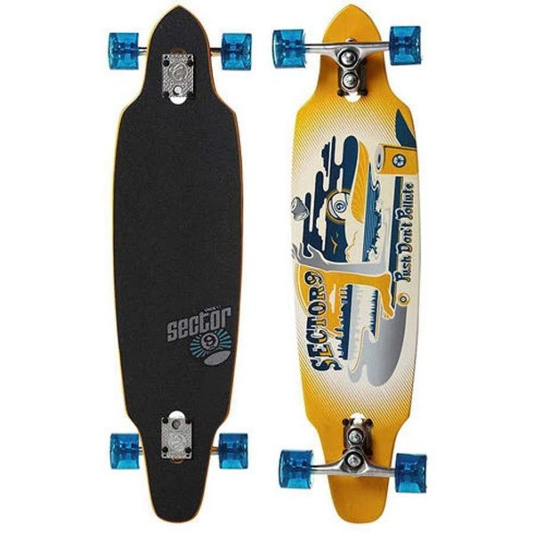 Longboard completo Sector 9 TEMPEST